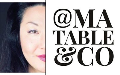 @ma Table & Co by Muriel Favarger Ripert